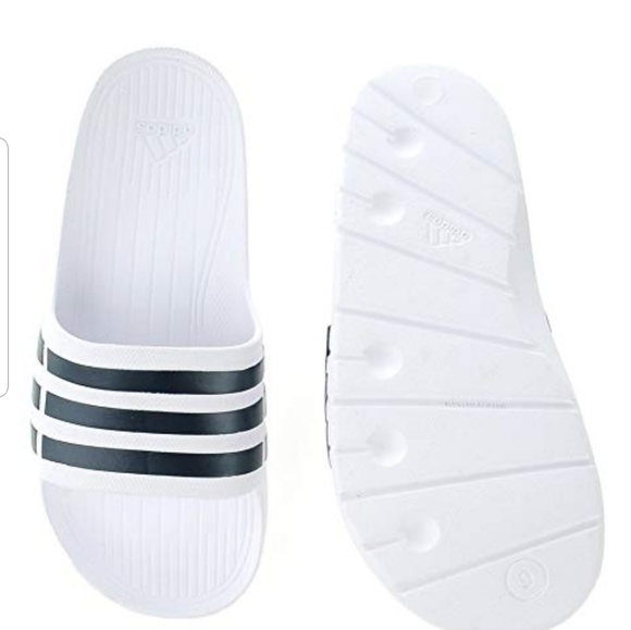 abf81c69f53d New with tags Mens Adidas Duramo slides